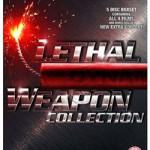 Lethal Weapon 1-4 als Collection für 11,74€ inkl. Versand