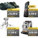 MeinPaket OHA-Deals zum Wochenende – z.B. Philips Saeco HD 8752 oder Motorola MotoFone F3