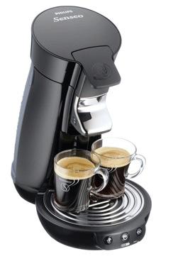 philips hd7825 60 senseo viva caf kaffeepadmaschine f r. Black Bedroom Furniture Sets. Home Design Ideas