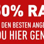 Puma Sale mit bis zu 50% Rabatt + 10€ Newsletter-Gutschein