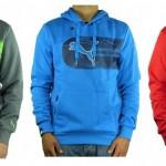 Puma Sweatshirts mit Kapuze für je 26,99€ inkl. Versand