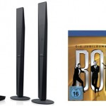 Sony BDV-E6100 5.1 Blu-ray Heimkinosystem + James Bond Jubiläums-Collection (Blu-ray) für 339€ inkl. Versand