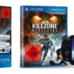 Sony PlayStation Vita (WiFi) + Killzone Mercenary (DLV) + 8GB Speicherkarte für 174€ inkl. Versand