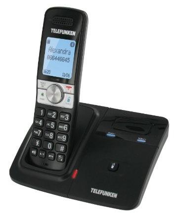 telefunken tx 101 bluetooth festnetztelefon f r 14 90. Black Bedroom Furniture Sets. Home Design Ideas