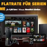Watchever Flatrate mit 6 Monate Laufzeit für nur 24,95€