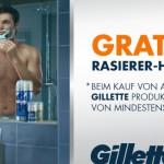 12 Gillette Fusion Klingen + gratis Rasierer-Halter oder Aufbewahrungsbox für 24,86€ inkl. Versand