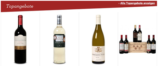 25€ Gutschein für Weinvorteil.de - günstiger Wein ausgezeichnet mit Parker Punkte