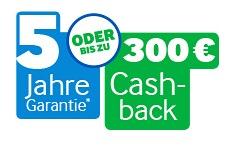 300€ Cashback oder Garantieverlängerung auf 5 Jahre für Samsung Drucker