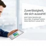 Bis zu 300€ Cashback oder Garantieverlängerung auf 5 Jahre beim Kauf von Samsung Laserdruckern