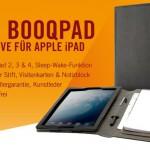 Booq Booqpad Sleeve (iPad-Case und Notizbuch) für 19,90€ inkl. Versand