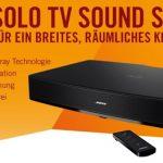 Bose Solo TV Soundsystem für 279€ inkl. Versand