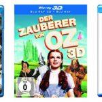 DVD & Blu-ray Angebote der KW44 – True Blood Staffel 5, Jack and the Giants, Der Zauberer von Oz und mehr