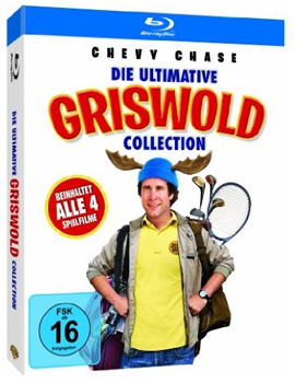 Die ultimative Griswold Collection auf Blu-ray