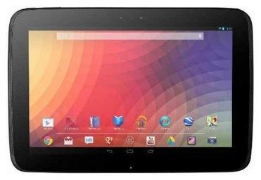 Google Nexus 10 - 10 Zoll Tablet mit 16GB Speicher