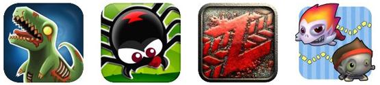 Heute sechs kostenpflichtige Apps gratis