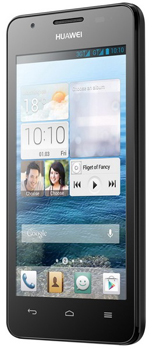Huawei Ascend G525 Smartphone mit Android 4.1 und Quad-Core-Prozessor
