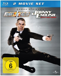 Johnny English 1 & 2 auf Blu-ray