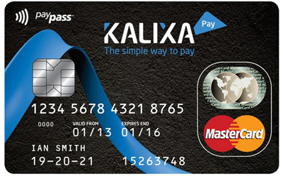 Kostenlose Prepaid Mastercard von Kalixa und 50 Prozent Anmeldegebühr sparen