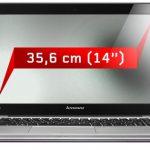 Lenovo IdeaPad U410 – 14 Zoll Ultrabook refurbished (i3-3217U, 4GB Ram, 24GB SSD, 500GB HDD, NVIDIA GeForce 610M) für 389€ inkl. Versand