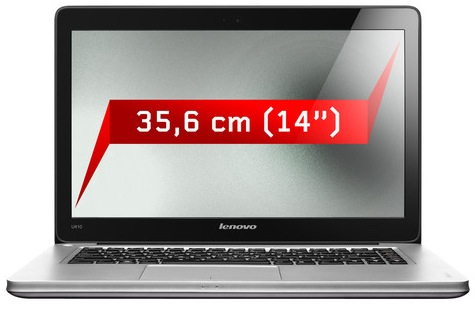 Lenovo IdeaPad U410 - 14 Zoll Ultrabook refurbished