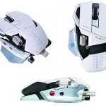 Mad Catz Cyborg R.A.T. 9 High End Gaming Mouse für 79,90€ inkl. Versand