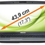 Medion Akoya P7818 – 17,3 Zoll Notebook (B-Ware) für 399€ inkl. Versand