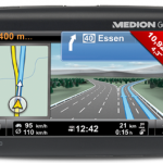 Medion GoPal E4460 Navigationssystem für 59€ inkl. Versand