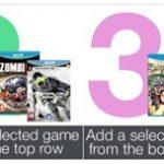 Nintendo Wii U Premium Pack + 2 Spiele für 288€