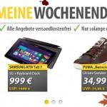 OHA Deals zum Wochenende – Samsung Ativ Tablet, Puma Sneaker, Jamo A-320 HCS6 Lautsprecher und mehr