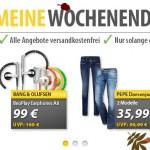 OHA Deals zum Wochenende – Telefunken Hifi Anlage, Pepe Damen-Jeans, Samsung Galaxy Note Tablet und mehr