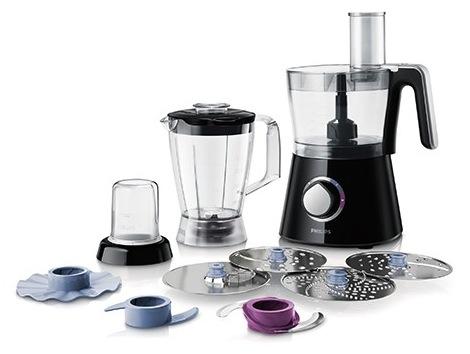 Philips HR7762:90 Küchenmaschine mit Zubehör