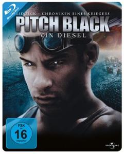 Pitch Black - Planet der Finsternis - Steelbook Blu-ray