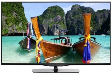 Sharp LC50LE652E - 50 Zoll 3D LED-Backlight-Fernseher