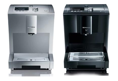 Sofortrabatt bei Severin Kaffee-Vollautomaten mit bis zu 200€ Ersparnis