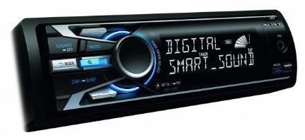 Sony DSX-S100 Radio