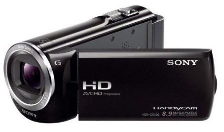 Sony HDR-CX320EB HD Camcorder