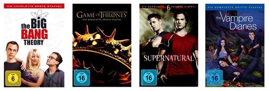 TV Serien Angebote