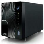 Zyxel NSA325 NAS-Server für 77,89€ inkl. Versand