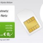 o2 Direct Flat M mit Flat ins o2- und Festnetz und Homezone Nummer für 0€ monatlich