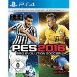Pro Evolution Soccer 2016 für PS4 für 5,00€ inkl. Versand