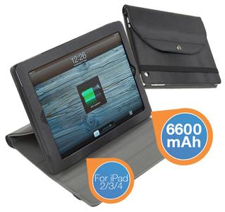 xTorm Pollux Power Tablet Sleeve