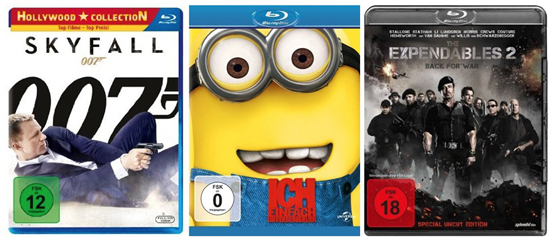 Blu-ray Angebot bei Amazon