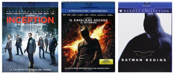 Blu-ray und DVD Rabatt Angebote bei Amazon Italien