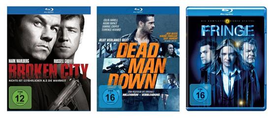 DVD & Blu-ray Angebote der KW45