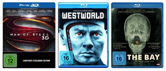 DVD und Blu-ray Angebote der KW46