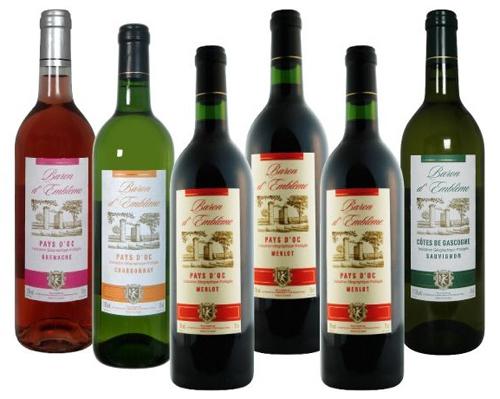 Der Weinversand Gutscheine