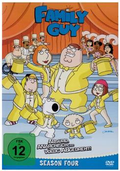 Family Guy Staffel 1 bis 9 auf DVD