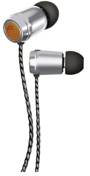 Fischer Audio Silver Bullet In-Ears