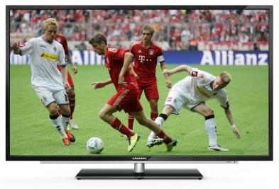 Grundig 42 VLE 922 BL - 42 Zoll 3D LED-Backlight-Fernseher