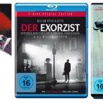 Grusel Filme auf Blu-ray & DVD bis zu 40% reduziert